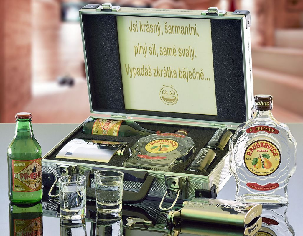 Jelínek Hruškovice AL Kufr Contraband