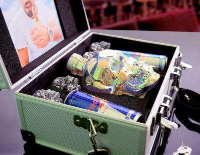 Crystal Head Aurora AL Kufr Contraband