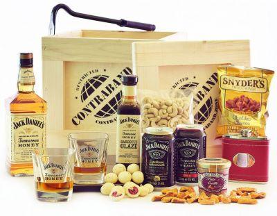 Jack Daniels Honey Contraband